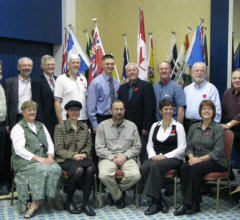 2008 Elected National Board and my first appearance as Deputy Leader