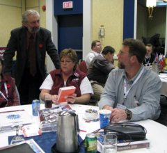 2008 CHP Convention with Lauriel, Nancy and Tony