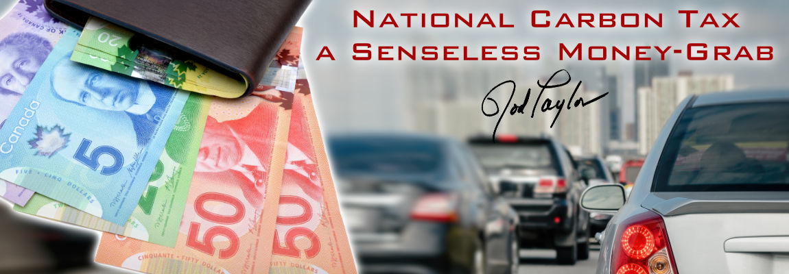 National Carbon Tax a Senseless Money-Grab